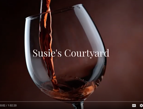 New Episodes of Susie's Courtyard!